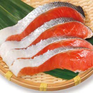 (チリ産)塩銀鮭切身(甘口)