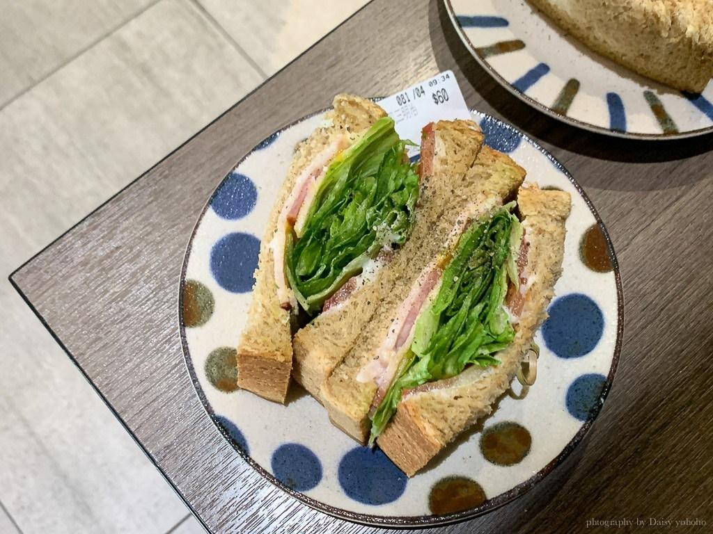 波哥, 波哥早餐, 台南早餐, 台南三明治, 蛋沙拉三明治, 波哥勝利店