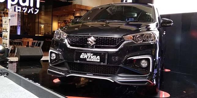 Suzuki Ertiga Sport (Otosia.com/Nazarudin Ray)
