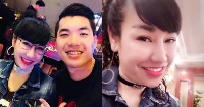 """Cận cảnh nhan sắc ấn tượng """"người tình hơn tuổi"""" của siêu mẫu Trương Nam Thành"""