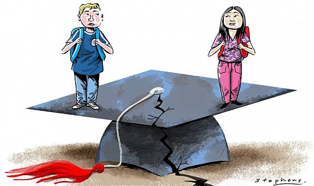 How academic progress in China and the West will suffer as a result of growing mistrust