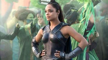 《雷神索爾4》「女武神」霸氣出櫃!漫威證實:她會是漫威史上首位同志英雄!