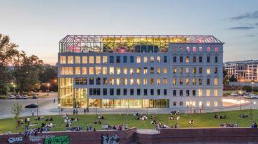讓歷史以當代人的需求樣式重新復活:波蘭Concordia設計中心