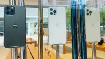 藍色是最受歡迎配色,iPhone 12、iPhone 12 Pro 在台開放銷售