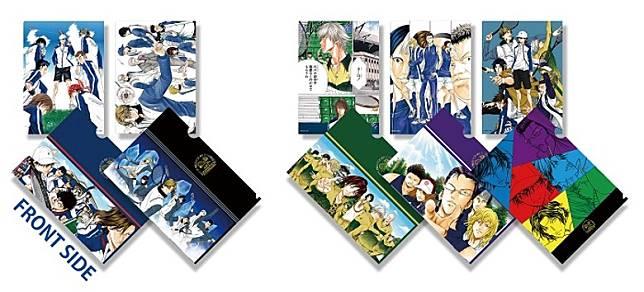 漂亮致極的透明膠File,合共6款。各440日圓(約HK$313)(互聯網)