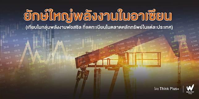 ใครคือยักษ์ใหญ่ในธุรกิจพลังงานจากฟอสซิลในอาเซียน