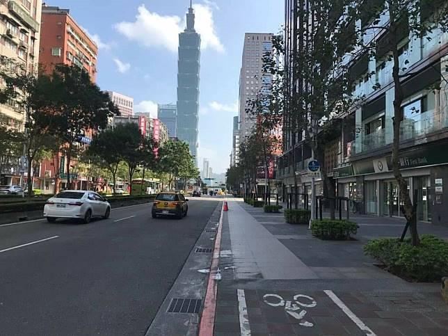 ▲臨江商圈鄰近台北101,但房價相對親民。 (圖/信義房屋提供)