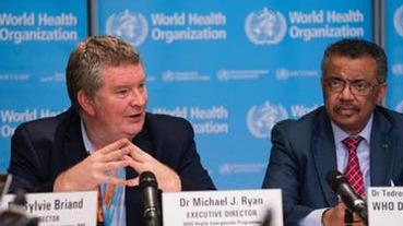 WHO:台灣可以「線上」方式參加下週新型冠狀病毒全球會議