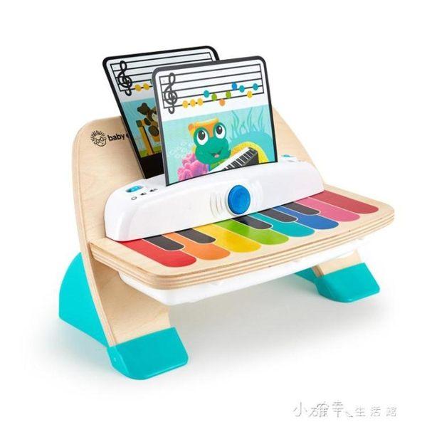 智能觸控電子鋼琴男女寶寶早教益智男孩女孩音律兒童音樂玩具YQS 小確幸生活館