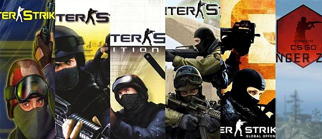 5 Alasan Game Counter-Strike Masih Eksis Sampai Sekarang, Nggak Ada Matinya!