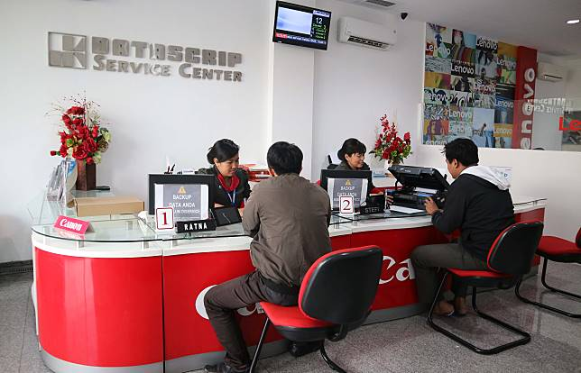 Hadir Di Lokasi Baru Datascrip Service Center Semarang Semakin Nyaman Dan Dekat Dengan Pelanggan Gadget Line Today