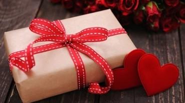 情人節推薦禮物 Top 7 送這些給他 / 她就對了!