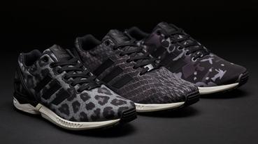 """新聞速報 / adidas ZX Flux x SNS """"Pattern Pack"""""""