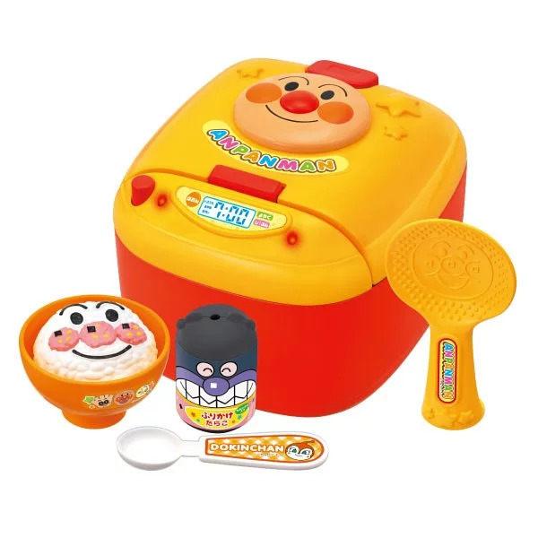 日本麵包超人 - 電子鍋造型料理玩具組