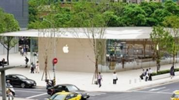 蘋果台灣首間旗艦店「Apple 信義 A13」內部陳設搶先看