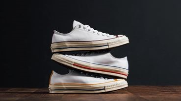 Converse Chuck Taylor All Star Low「Leather」登場!