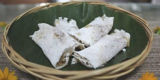 Cara Membuat Kue Clorot Gula Merah Khas Purworejo Resep Kue Clorot Praktis Khas Lombok Youtube