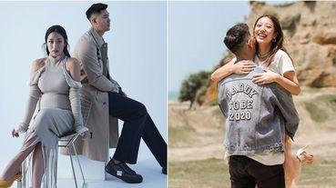 【專訪】毛加恩、羅雯的浪漫時尚日常:最萌身高差的高顏質夫婦