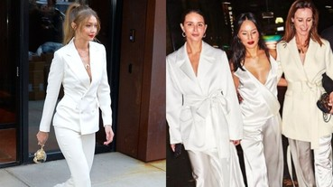 就是想穿褲裝走上婚禮紅毯!精選六家風格獨具品牌,實現你的型格婚紗夢