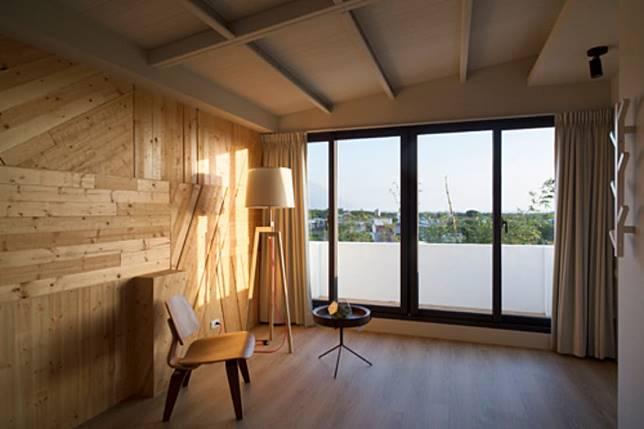 木造的療癒空間