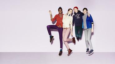 舒適有型 / Uniqlo 2014 秋冬緊身褲系列即將上市
