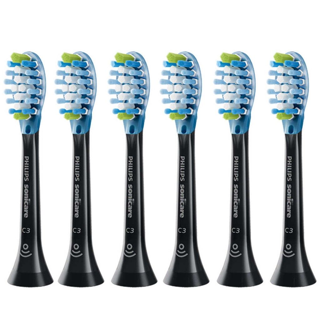 牙刷頭 Philips Sonicare Premium Plaque Control BrushSync 6-pack