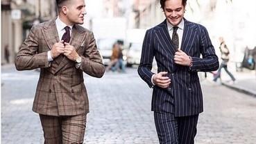 【紳士特輯】成為紳士很簡單! 打造紳士只要這 7 樣