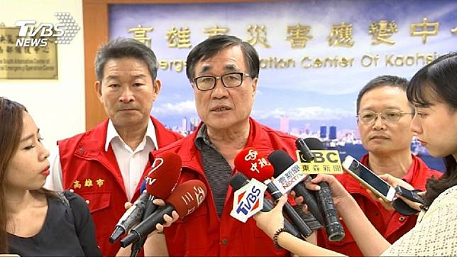 高雄副市長李四川。圖/TVBS資料照