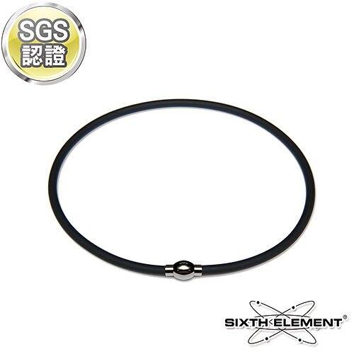 第六元素IEN負離子高能量項鍊 805 黑色【AA05038】 i-Style居家生活