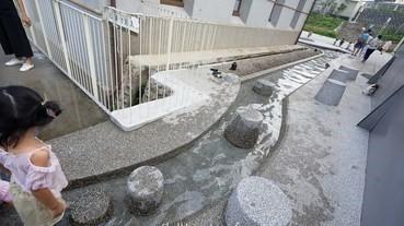 新竹免費玩水【新竹水道取水口展示館】親子景點