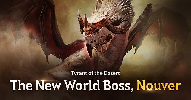Munculnya Nouver, World Boss 01