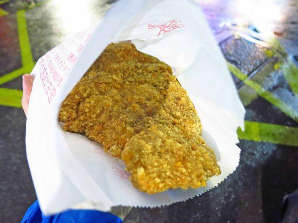 【永和美食】永和路香雞排-在地人喜愛的隱藏版炸雞店