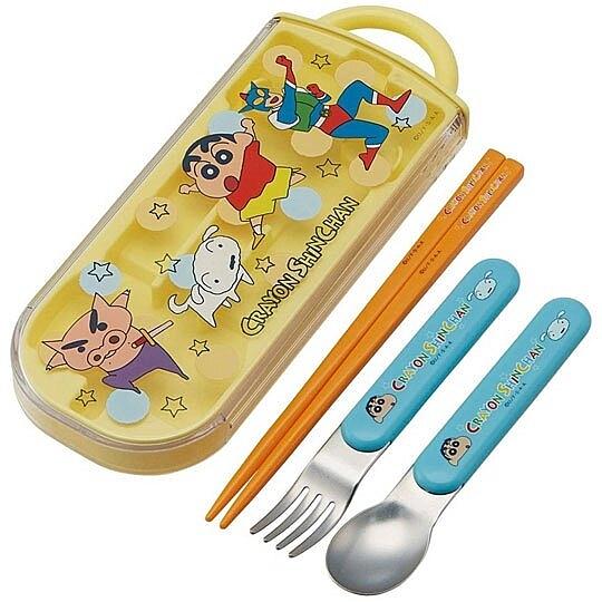 餐具上可寫上姓名防遺失 靜音滑蓋式盒裝 可吊掛收納設計 內含筷子/湯匙
