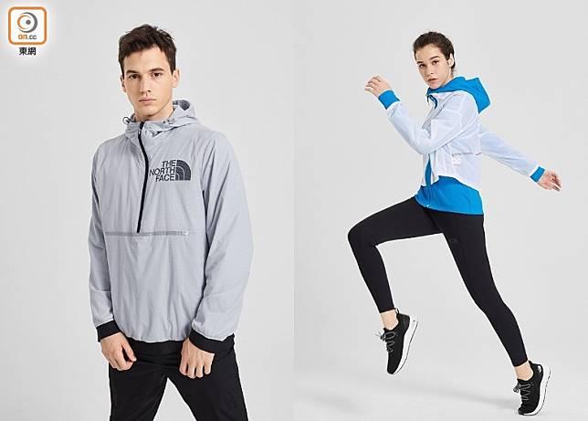 The North Face推出全新跑步和訓練系列,以專業性能讓跑手可即時投入訓練,享受奔跑。(互聯網)