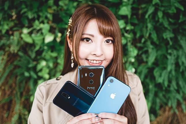 平價旗艦手機拍照比一比:HTC U11+ vs Apple iPhone XR vs R17