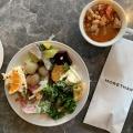LunchBuffet - 実際訪問したユーザーが直接撮影して投稿した西新宿スペイン料理MORETHAN TAPAS LOUNGE Spanishの写真のメニュー情報