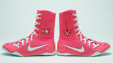 新聞速報 / Nike 首度為女性推出拳擊鞋 Nike HyperJab