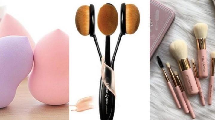 選對刷具可以讓底妝大加分?不藏私!網友好評『彩妝刷具』總整理