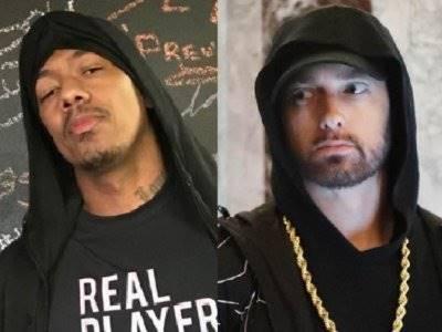 Nick Cannon Cari Masalah dengan Fans Eminem