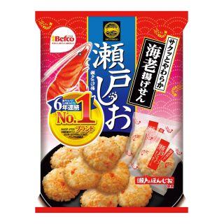 栗山米菓 瀬戸の汐揚 えび味