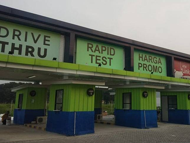 Segini Biaya Rapid Test Covid-19 di Bandara Soetta