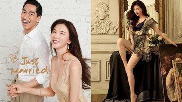 林志玲、AKIRA 公開「甜蜜婚照」?還加碼「大秀美腿」!狂吃又狂瘦怎辦到的...