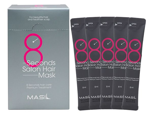 韓國 Masil~8秒沙龍縮時髮膜旅行組(8mlx20入)盒裝【D545699】,還有更多的日韓美妝、海外保養品、零食都在小三美日,現在購買立即出貨給您。