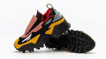 新聞分享 / Reebok Experiment 4 Fury Trail by Pyer Moss 時裝鞋履就該長這樣