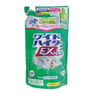 花王 ワイドハイターEXパワー つめ替 880m l 大サイズボトル専用