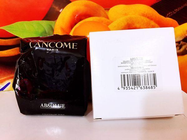 LANCOME 蘭蔻 絕對完美玫瑰氣墊粉餅蕊13g 補充包