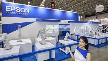 Epson推自動化虛實整合解決方案,助台灣製造業超前佈署