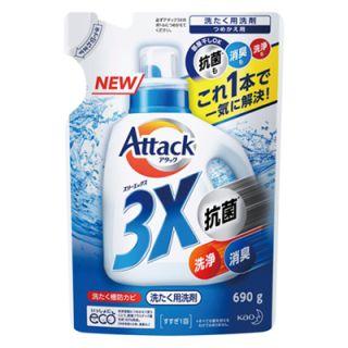 花王 アタック3X 詰替
