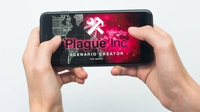 Plague Inc, game wabah pemusnah manusia, semakin populer ketika virus Corona atau Coronavirus merebak di Wuhan, China. [Shutterstock]