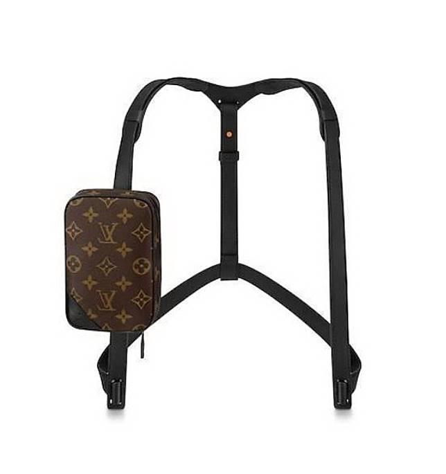 Louis Vuitton Utility Harness Bag(互聯網)